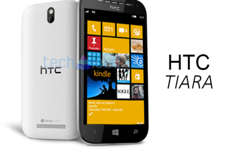 HTC Tiara Windows Phone 8