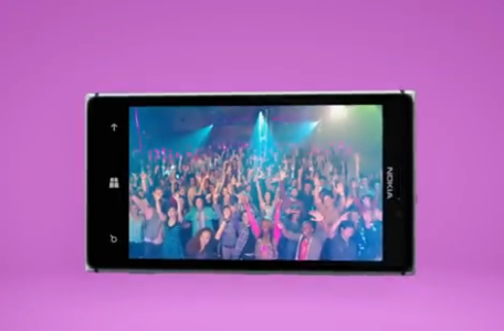 Nokia Lumia 925 TV Spot