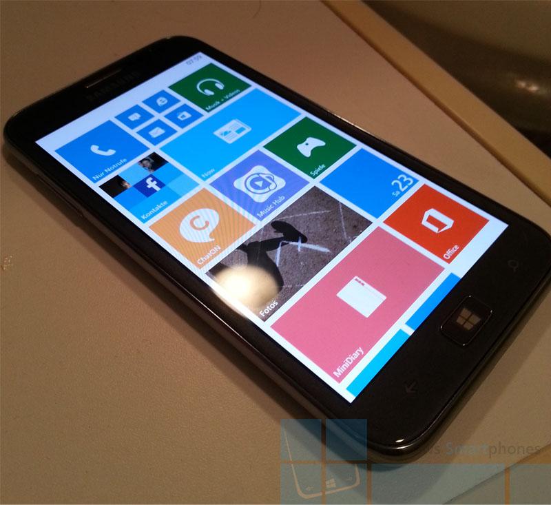 windows phone 8 sdk  for windows 7