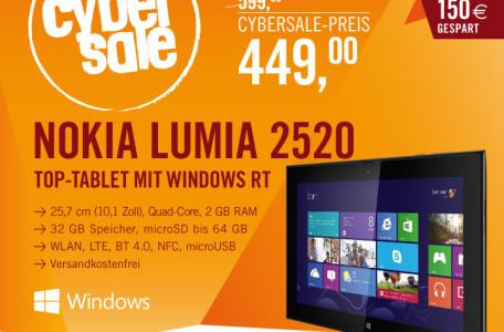 Lumia 2520-cyberport-cybersale-liveshopping