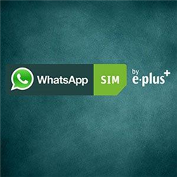 WhatsApp SIM Icon