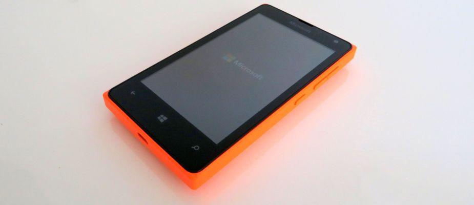 Nokia Lumia 435 - Wintouch - Titelbild