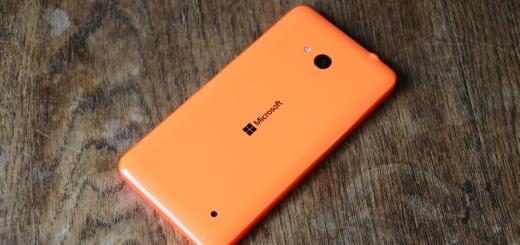 Microsoft Lumia 640 Titel