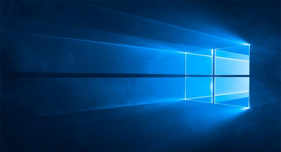 Windows 10 Fenster Logo