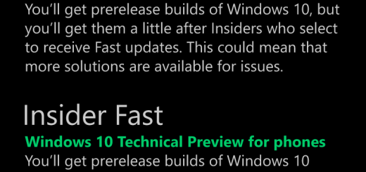 Release Preview Insider